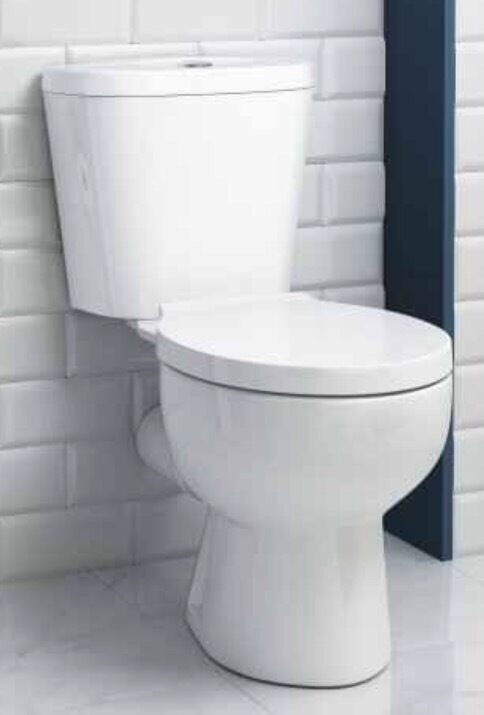 Close coupled Toilet Brand New Boxed