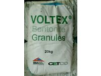 Cetco Volclay Granules sodium bentonite for Voltex Waterproofing Systems.