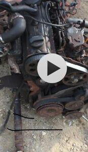 Turbo diesel  vw aaz engine