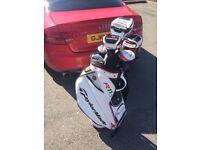 Golf Clubs TaylorMade R11 & Tour Bag (Full golf set)