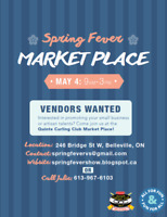 Spring Fever Market Place Event