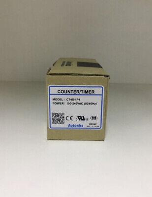 1pcs Autonics Ct4s-1p4 Ct4s1p4 Countertimer In Box -new Air