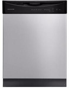 Lave-vaisselle encastré 24'', Acier inoxydable, Frigidaire