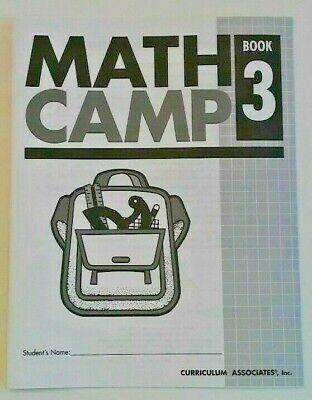 Math Camp! Problem Solving Test Prep Basic Skills Critical Thinking 3rd Grade 3 3rd Grade Math Problem Solving