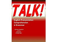 ENGLISH LESSONS: ONE TO ONE-PRONUNCIATION-CONVERSATION-GRAMMAR-SKYPE
