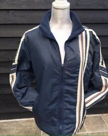 MEN`S FRENCH CONNECTION WASHED BLUE JACKET - L