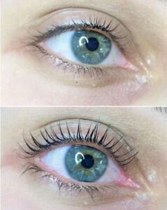 Lash lift and tint Downtown location
