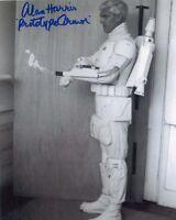 Autograph Signed Alan Harris Prototype Boba Fett Star Wars Aftal & Uacc Dealer - star wars - ebay.co.uk