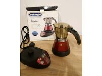 BRAND NEW DeLonghi coffee maker