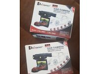Dashboard cameras (brand new)