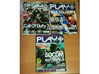 Playstation2 PLAY MAGAZINES