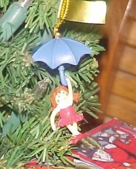 Rudolph The Island of Misfit toys Misfit Dolly Miniature Ornament