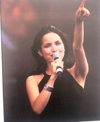 The CORRS 'for you' magazine PHOTO/Poster/clipping 11x8 inches