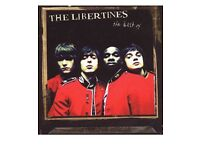 The Libertines Best Of CD