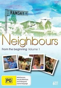 NEIGHBOURS - FROM THE BEGINNING : VOLUME 1 (6 DVD SET) BRAND NEW!!! SEALED!!!