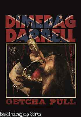 Dimebag Darrell Getcha Pull Pantera 29X43 Cloth Fabric Poster Flag Tapestry-New!