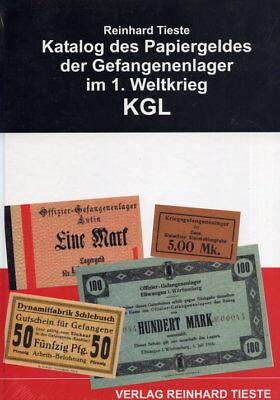 Katalog des Papiergeldes der deutschen Kriegsgefangenenlager im 1.Weltkrieg