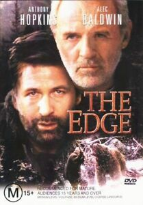 The-Edge-NEW-DVD-Alec-Baldwin-Anthony-Hopkins-Elle-Macpherson-Region-4-Australia