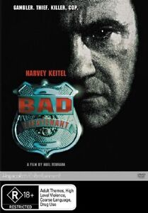 Bad Lieutenant  DVD New/Sealed Region 4