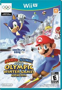 Mario & Sonic at the Olympic Games Sochi 2014