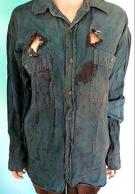 Resident Evil: Screen-Worn Zombie Costume w/ COA - Horror Movie Prop! Halloween (Halloween Costumes Original)