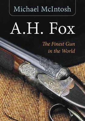 A.H. FOX - MCINTOSH, MICHAEL - NEW PAPERBACK