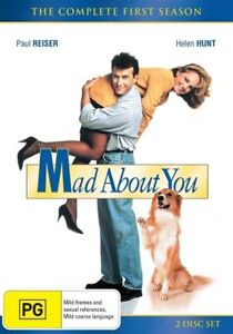 Mad-About-You-Season-1-DVD-2-Disc-Set-Helen-Hunt-Paul-Reiser