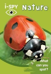 i-SPY Nature: What Can You Spot? by i-SPY (Paperback, 2016) Michelin activity