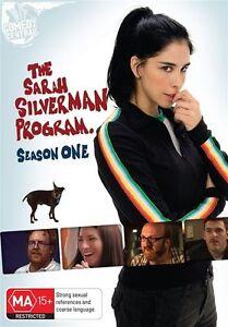 The Sarah Silverman Program : Season 1 (DVD, 2011)