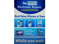 Smart Phone Repairs-iPhone-Samsung-Sony.