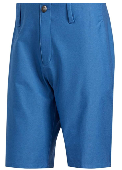 adidas Golf Men's Ultimate365 3-Stripes Competition Shorts Trace Royal