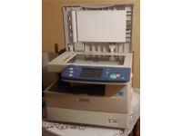 MURATEC MFX-2050 network printer scanner