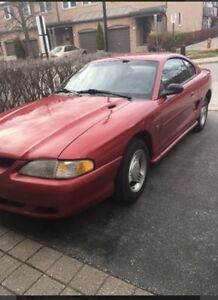 GREAT PRICE - 1994 Ford Mustang LS Coupe (2 door)