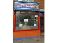 Indian Takeaway business for sale.
