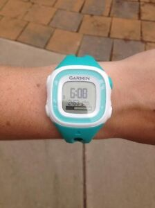 Garmin Forerunner 15 HR compatible- with charger