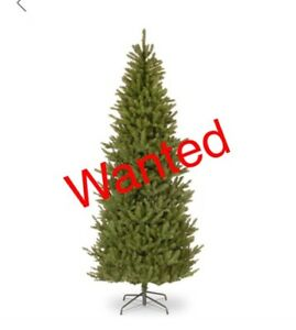 Looking for a slim Christmas tree
