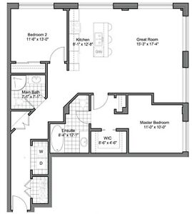 Centre Suites on 3rd, 945 3rd Ave E #314, $424,900