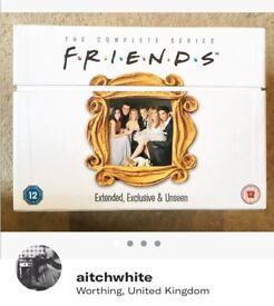 Complete FRIENDS boxset