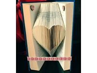 Mother's Day gift book folding folded book £10.50