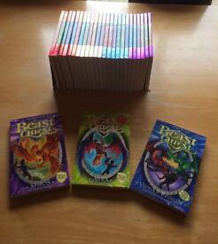 Adam blade Beast Quest Collection.