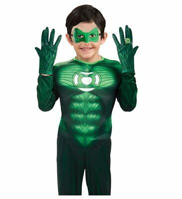 Rubie's Green Lantern Gloves Child