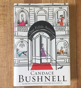 One Fifth Avenue by Candace Bushnell - Hardcover