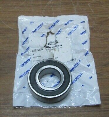 Total Source Hyster Forklift Double Seal Ball Bearing Hy194723 A6ezl00 6205rs