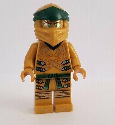 LEGO NINJAGO LLOYD GOLDEN NINJA (LEGACY) NJO499 FROM SET 70666