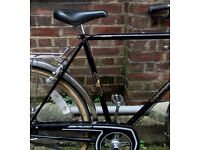 Classic Vintage dutch bike PEUGEOT ,frame size 20inch in MINT condition like a NEW ONE - serviced