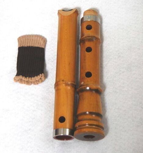 SHAKUHACHI TOZAN-RYU  KOCHOU Flute Traditional Instrument 45cm(17.7 in.) tuned F