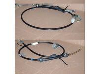 Rover 45 Handbrake Cables Pair Drum Brakes (New)