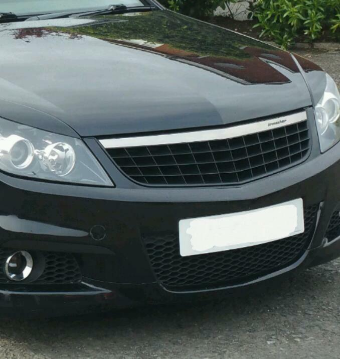 Vectra C Irmscher Grill In Bangor County Down Gumtree