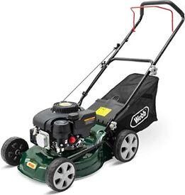 Petrol Lawnmower Webb WER400