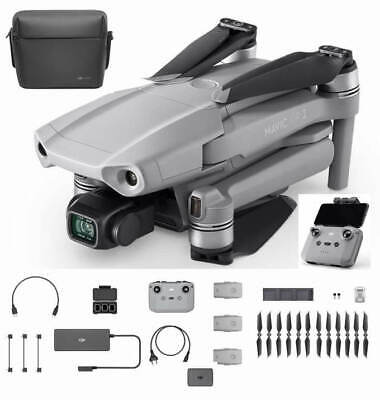 DJI Mavic Air 2 Fly More Combo Drone 4K Camera Quadcopter Foldable